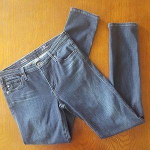 《 AG Jeans 》 Prima Mid-rise Ciagrette Jeans